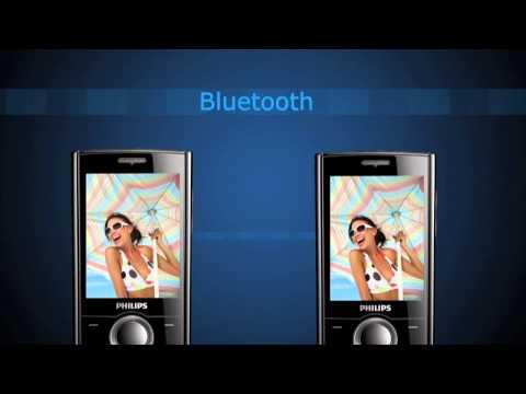 Celular Philips Xenium -- X503