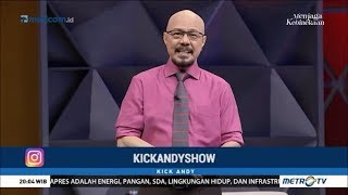 Video Kick Andy - Miskin tak Memupus Mimpi MP3, 3GP, MP4, WEBM, AVI, FLV April 2019