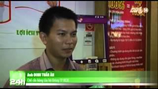VTC14_Độc đáo Quán ăn Sài Gòn: Chỉ Cần Hôn Nhau, Không Cần Trả Tiền