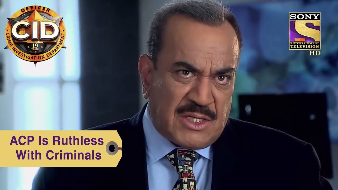 Your Favorite Character | ACP Pradyuman Is Ruthless With Criminals | CID