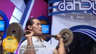 Video Wow, mantap nih Ade Rai [ Dahsyat ] [ 07 Agustus 2015 ] MP3, 3GP, MP4, WEBM, AVI, FLV September 2018
