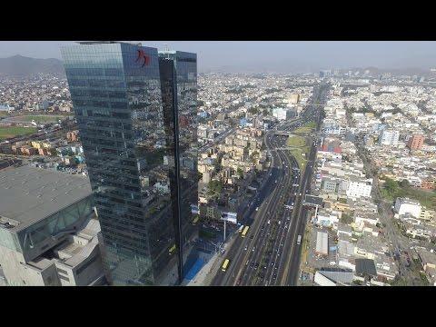 Lima, Peru - Los edificios más altos (видео)