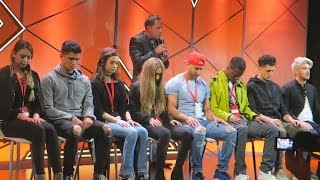 YOUTUBERS GET HYPNOTISED! - New York Vlog with Vikkstar123
