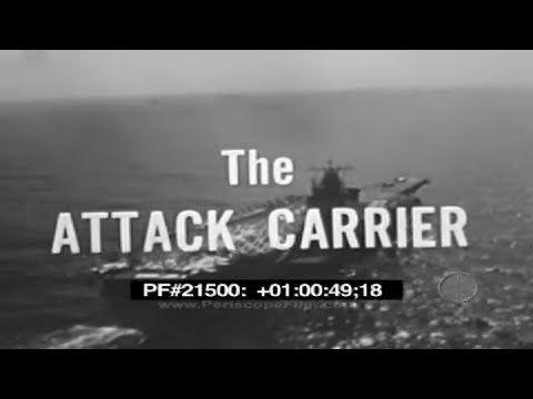 The documentary The Attack Carrier...
