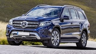 The seven-seater Mercedes GLS luxury SUV will be launched here in India on the 18th of this month. Design wise, the new GLS will see some changes being made to its exterior. The car will get new LED headlights, redesigned grille and bumpers. On the inside, the car borrows styling cues from the GLE with a free standing infotainment system with touchpad controller, a new three spoke steering and some other new features. A new feature in the GLS would be the six-mode dynamic select drive mode which will include an offroad mode that will enable the car to wade through 600mm of water. Power source of the new GLS would be a 3.0-liter V6 diesel engine which will be mated to a new nine-speed automatic gearbox. In India, the GLS would be fighting for market space against the likes of Audi Q7 and the Range Rover.