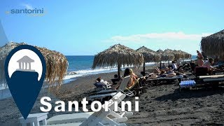 Santorini | Perivolos Beach