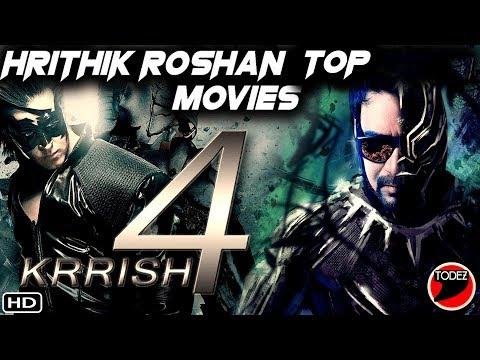 Hrithik Roshan Top Movies   Ajay Devgn   #Krrish4   #WAR   #SUPER30   TRAILER UPDATE