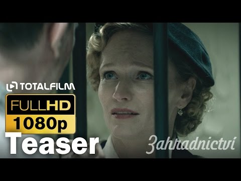 Dva týdny před posledním natáčecím dnem odtajnili tvůrci trilogie Zahradnictví první teaser!