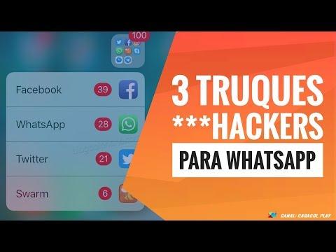 Baixar whatsapp - SAIU!! AGORA!! 3 NOVOS TRUQUES HACKERS PARA USAR NO WHATSAPP