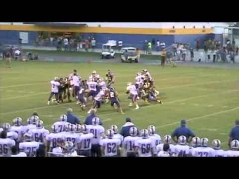 John Theus 2010 High School Highlights video.