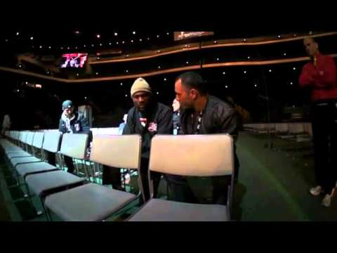 Joe Rogan Squashes Beef with Rampage + Behind The Scenes at UFC 144 in Japan
