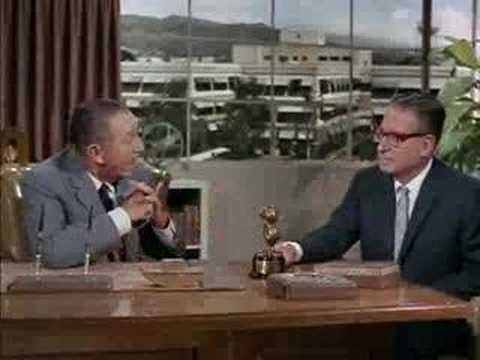 Walt Disney Presents Bob Seelig with Mousker Award