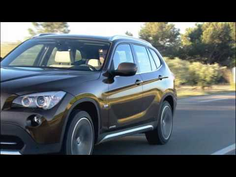 2011 BMW X1 Official Video