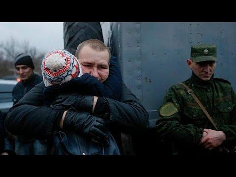 Ουκρανία: Ανταλλαγή αιχμαλώτων