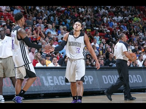 vegas - Check out the Top 5 Plays of the 2014 Las Vegas Summer League Finals between the Houston Rockets and Sacramento Kings. About the NBA: The NBA is the premier professional basketball league...