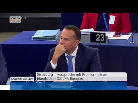 EU-Parlament: Debatte über die Zukunft Europas vom 17.0 ...