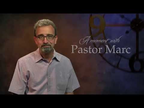 "A Moment with Pastor Marc #4<br /><strong>""Godly Decision Making""</strong>"
