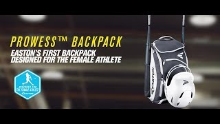 PROWESS FASTPITCH BACKPACK TECH VIDEO (2018)