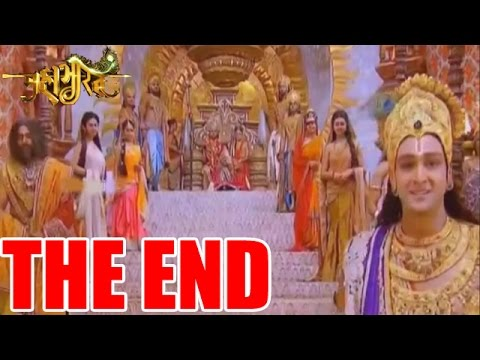 Mahabharat : The END of the Show | 18th August 2014 FULL EPISODE