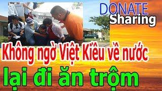 Kh,ô,ng ng,ờ Việt Kiều về nước l,ạ,i đ,i ă,n tr,ộ,m - Donate Sharing