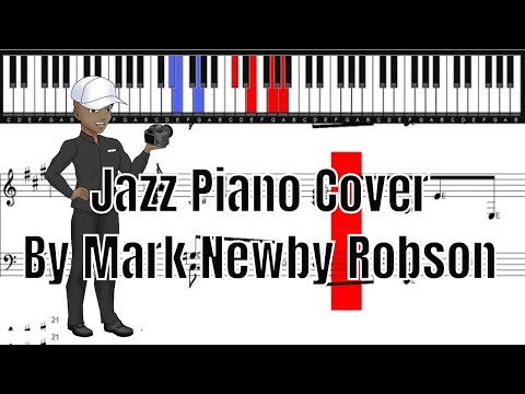 Jazz Piano By Mark Newby Robson