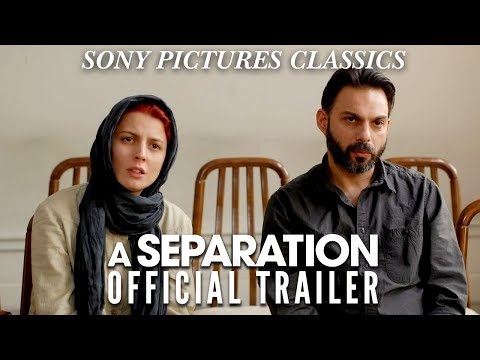 separation - Set in contemporary Iran, A SEPARATION is a compelling drama about the dissolution of a marriage. Simin wants to leave Iran with her husband Nader and daught...