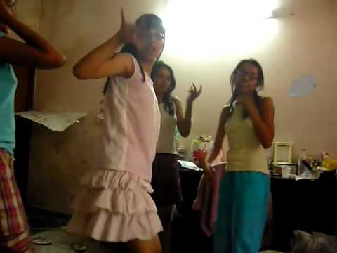 drunk hot indian college girls dancing