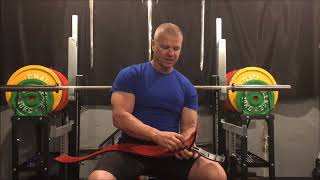 How to Use Our Lever Lifting Belt