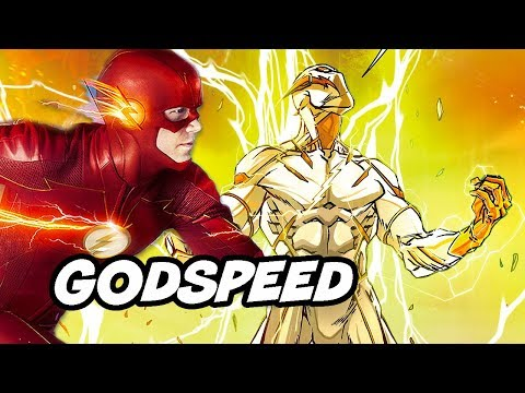 The Flash Season 5 Episode 18 Godspeed Top 10 Wtf And Easter Eggs