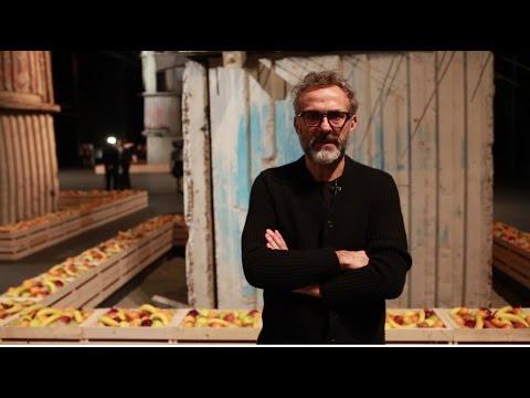 La videointervista a Massimo Bottura