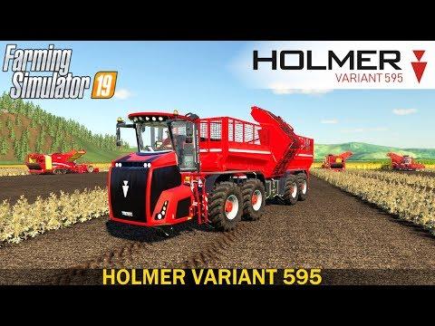 Holmer Variant 595 v1.0.0.0