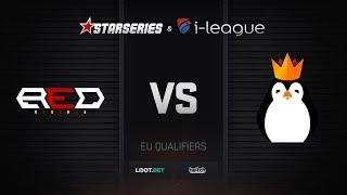 Red Reserve vs Kinguin, map 1 cobblestone, StarSeries i-League S5 EU Qualifier