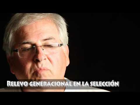 Carlos Lugea. Seleccionador Argentino