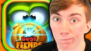 BEST FIENDS: FOREVER (iPhone Gameplay Video)