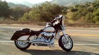 10. 2007 Harley Davidson Touring FLHX Street Glide FOR SALE