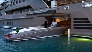 Video TOP 8 Luxury Yachts Only The Richest Can Afford MP3, 3GP, MP4, WEBM, AVI, FLV Maret 2019