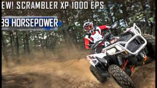 10. 2014 Polaris Scrambler XP 1000 ATV Pictures-Specs-Prices For sale By Dealer.