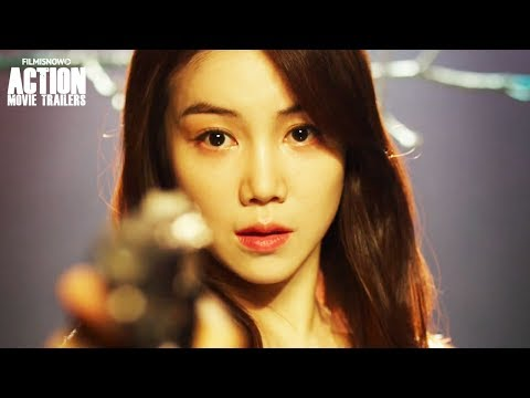The Villainess | Official Trailer for Jung Byung-gil's action thriller