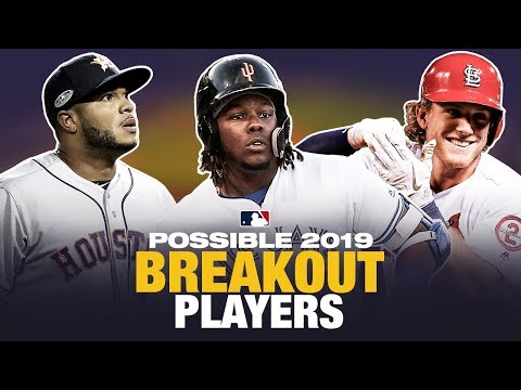 Video: Who's breaking out in 2019? Vlad Jr., Peter Alonso + many others
