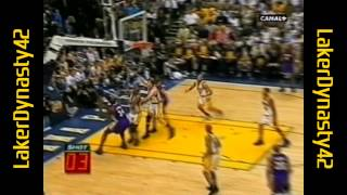 Shaquille O'Neal: 2000 NBA Finals Highlights