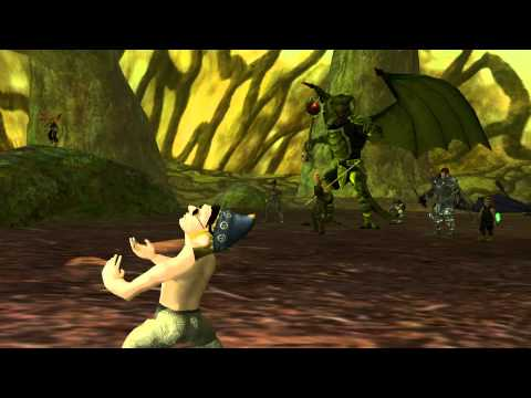 EverQuest 2 Gnoob Adventure #487 Raid Crashing