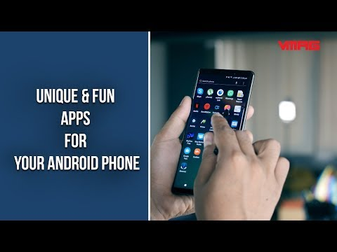 Unique And Fun Apps For Your Android!