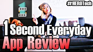 #HEROTech weekly App Review. Here's how to get started with the 1 Second Everyday app. 1 Second Everyday is an app that allows you to capture and edit daily 1 second videos to create movies of your life.This app is great as a 365 day project and allows you to see your life in ways you will NEVER forget. Its a fun and creative way to reflect and share your experiences. Sometimes even the smallest moments can make all the difference ;-) My 1SecondEveryday Movie for 2014: https://www.youtube.com/watch?v=dm1R2aGZUncPS: This is one of my top 5 fave apps of all time. #justsayingWOULD YOU CREATE A 1SECONDEVERYDAY MOVIE?? Leave a comment!Download 1SecondEveryday for iOS: https://itunes.apple.com/us/app/1-second-everyday/id587823548?mt=8Download 1 Second Everyday for Android: https://play.google.com/store/apps/details?id=co.touchlab.android.onesecondeverydayWebsite: http://www.1secondeveryday.com/up, Up and AWAY!Super Ivi, The Hashtag HEROPS: you have an awesome suggestion for next weeks app review, leave a comment or tweet me @TheHashtagHERO. lights, camera, ACTION!Thank you to our sponsors!!MessQueen New York: http://messqueen.com/Follow The Adventures @TheHashtagHEROhttps://www.Facebook.com/TheHashtagHEROhttps://Twitter.com/TheHashtagHEROhttps://Instagram.com/TheHashtagHEROPeriscope: @TheHashtagHEROSubscribe our kickass mailing list to receive updates on Events, Hangouts, News and all things super!http://www.TheHashtagHERO.com/events