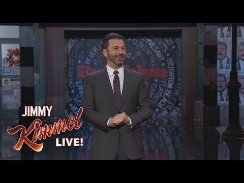Jimmy Kimmel is Back in Brooklyn!
