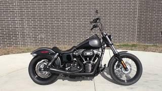 6. 318882   2017 Harley Davidson Dyna Street Bob   FXDB