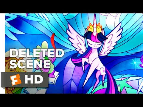My Little Pony: The Movie Deleted Scene - Prologue (2017) | Movieclips Extras