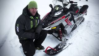 2. TEST RIDE: 2015 Polaris 550 Indy Adventure