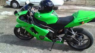 10. 2005 Kawasaki Ninja zx6rr