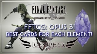 Final Fantasy TCG: Opus 3 Review - Which Cards Should You Be Chasing? With a new set, its time again to try and analyse the...