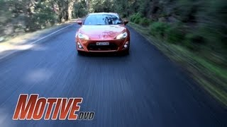 7. TOYOTA 86 - MOTIVE DVD NEW CAR REVIEW - Street, circuit and drift